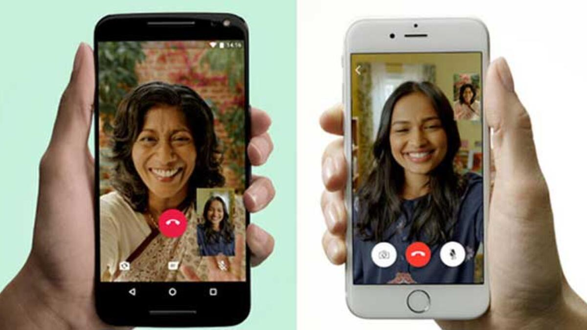 Connect görüntülü sohbet