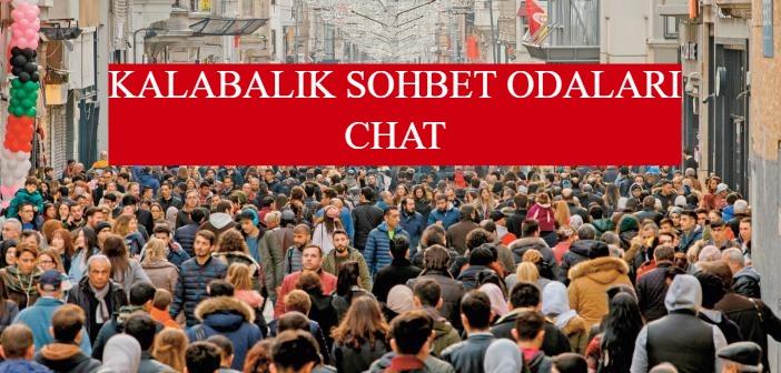 Kalabalık Sohbet Odaları Chat